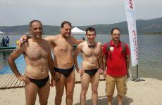 Ο.Φ.Α. ΜΑΓΝΗΣΙΑΣ με 3 αθλητές και 3 μετάλλια στο Open Water