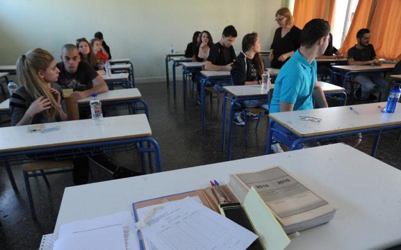 Χωρίς προβλήματα η τρίτη ημέρα των Πανελλαδικών Εξετάσεων