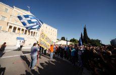 «Παραιτηθείτε»: Χιλιάδες διαδηλωτές απέναντι στις υποσχέσεις Τσίπρα
