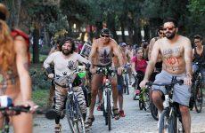 Θεσσαλονίκη: Γυμνή Ποδηλατοδρομία για ανθρώπινες πόλεις