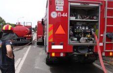 Δύο πυρκαγιές σε Ν. Αγχίαλο και Χάνια- Κισσό