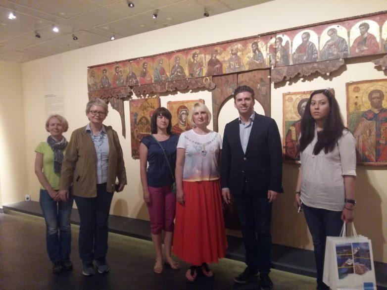 Επίσκεψη εκπροσώπων μεγάλων ρωσικών τουριστικών πρακτορείων στη Λάρισα
