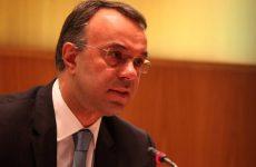 Στον  Βόλο για το φορολογικό ο Χρήστος Σταϊκούρας