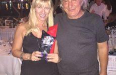 Το ROCKWAVE FESTIVAL 2015  βραβεύτηκε στα EVENT AWARDS 2016