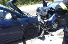 Mεθυσμένη οδηγός προκάλεσε τροχαίο