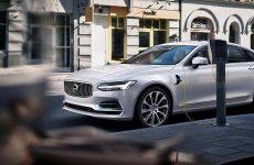 Επίσημη πρώτη γνωριμία με το νέο Volvo S90