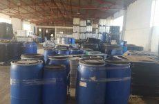 Βοιωτία: Εντοπισμός επικίνδυνων αποβλήτων σε εταιρεία χημικών