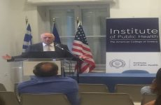 Υψηλό  το κόστος  επίπτωσης της κλιματικής αποσταθεροποίησης στη Δημόσια Υγεία για την Ελλάδα