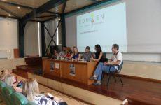 Συνάντηση εργασίας στην ΑΝΕΒΟ  για τις καταστροφές σε αστικά κέντρα