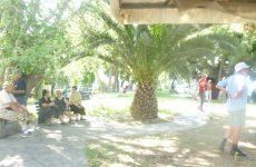 Ξεκινά σταδιακά η ανάπλαση του πάρκου στα Αστέρια Αγριάς