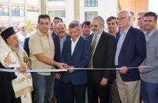Ολοκληρώθηκε το κτίριο Βιοχημείας – Βιοτεχνολογίας του Π.Θ.