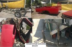 Νέα κλοπή αυτοκινήτου από ΡΟMA  για αντικατάσταση δικού του