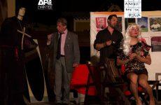 «Στον Λάκκο με τα Φίδια» το υπαίθριο θέατρο Πορταριάς απ' τους ΔραΠαίκτες Βόλου