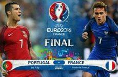 Γαλλία και Πορτογαλία στον μεγάλο τελικό