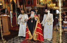 Λαμπρός εορτασμός της Αγίας Παρασκευής στη Μητρόπολη Δημητριάδος
