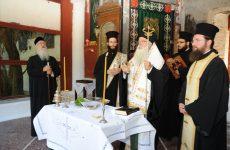 Ξεκινά η αναστήλωση της ιστορικής Μονής Παναγίας κάτω Ξενιάς