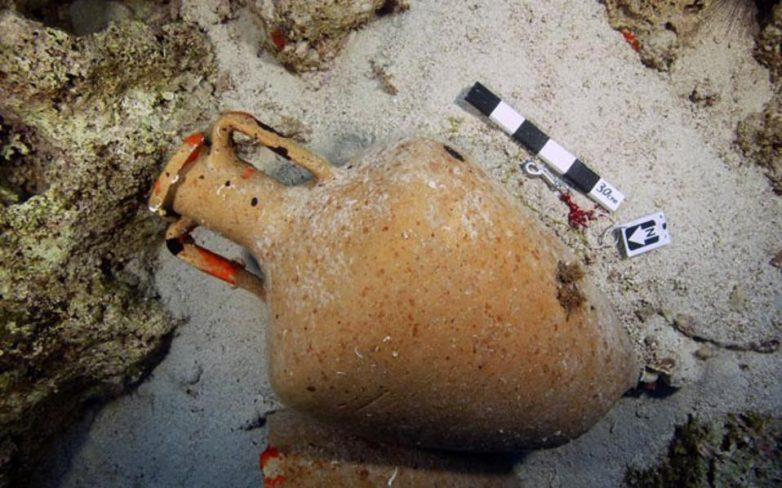 45 ναυάγια εντοπίστηκαν από αρχαιολόγους στους Φούρνους!