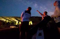 Aστρονομική εκδήλωση του Κέντρου Στήριξης Ρομά