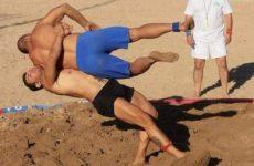 Υπό την Αιγίδα της περιφέρειας Θεσσαλίας το Αναπτυξιακό Πρωτάθλημα πάλης στην Άμμο στα Μεσάγγαλα