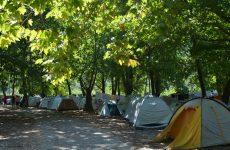 Το επόμενο καλοκαίρι σε λειτουργία το camping στο Χορευτό