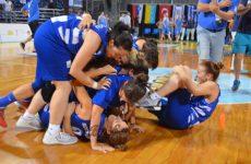 Πρωταθλήτρια Ευρώπης στο μπάσκετ  η γυνακεία Εθνική ομάδα Κωφών