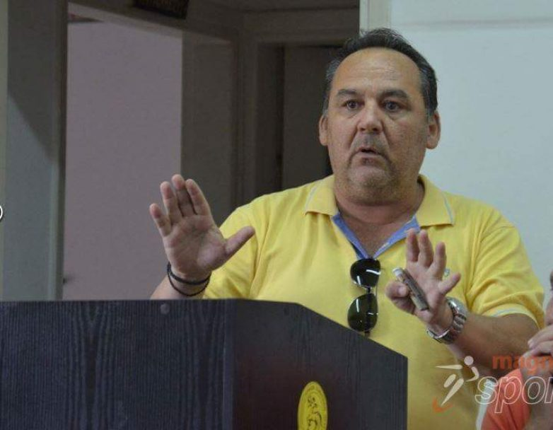 Νέος πρόεδρος της ομάδας Μικροθηβών-Αϊδινίου ο Ηρακλής Γαρυφαλλογιάνης