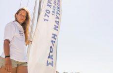 Η «καπετάνισσα» του 53ου Ράλλυ Αιγαίου