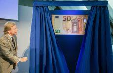 Το νέο χαρτονόμισμα των 50 ευρώ που θα κυκλοφορήσει το 2017