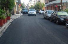 Ολοκληρώθηκε η ασφαλτόστρωση της οδού Ελλησπόντου
