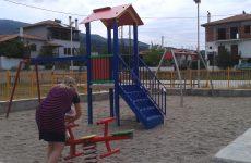 Νέες, ασφαλείς παιδικές χαρές σε Κατηχώρι και  Πορταριά