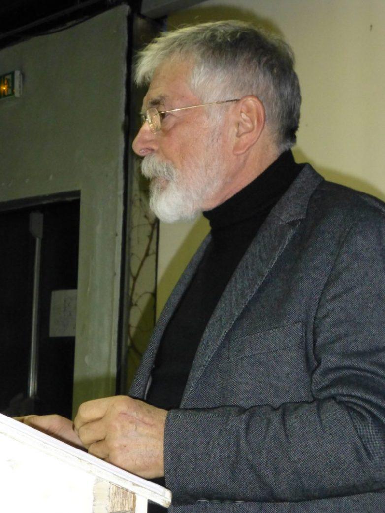Η Α.Π.Ο.Δράσης παρουσιάζει τον ποιητή Pierre Goldin