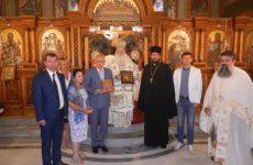 Επίσημη υποδοχή αντιπροσωπείας από το Ροστώβ στη ΙΜΔ