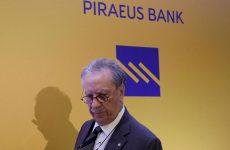 Παραιτήθηκε ο πρόεδρος της Πειραιώς κ. Μιχάλης Σάλλας