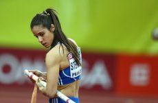 Πρωταθλήτρια Ευρώπης στο επί κοντώ η Κατερίνα Στεφανίδη