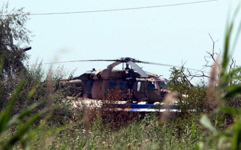 Τουρκία: Ελικόπτερο της αστυνομίας με 12 επιβαίνοντες συνετρίβη στην επαρχία Τουντσελί
