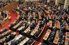 Ερώτηση σχετικά με το «σχέδιο Β» στη Βουλή