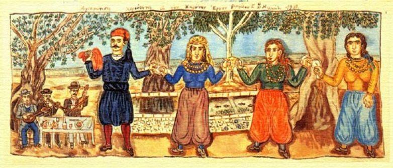 Το 1ο Φεστιβάλ  Παραδοσιακών χορών στο Βελεστίνο
