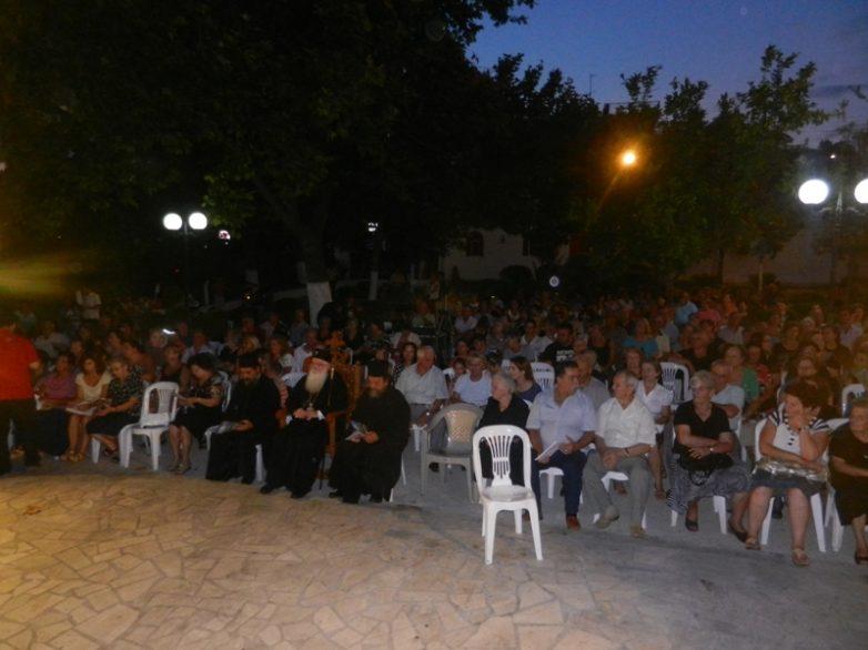 Εορταστικές εκδηλώσεις από τον  Πολιτιστικό Σύλλογο  «Η Νέα Αγχίαλος»