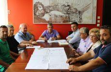 Συμβάσεις για δύο έργα για την Π.Ε. Λάρισας υπέγραψε ο περιφερειάρχης Θεσσαλίας