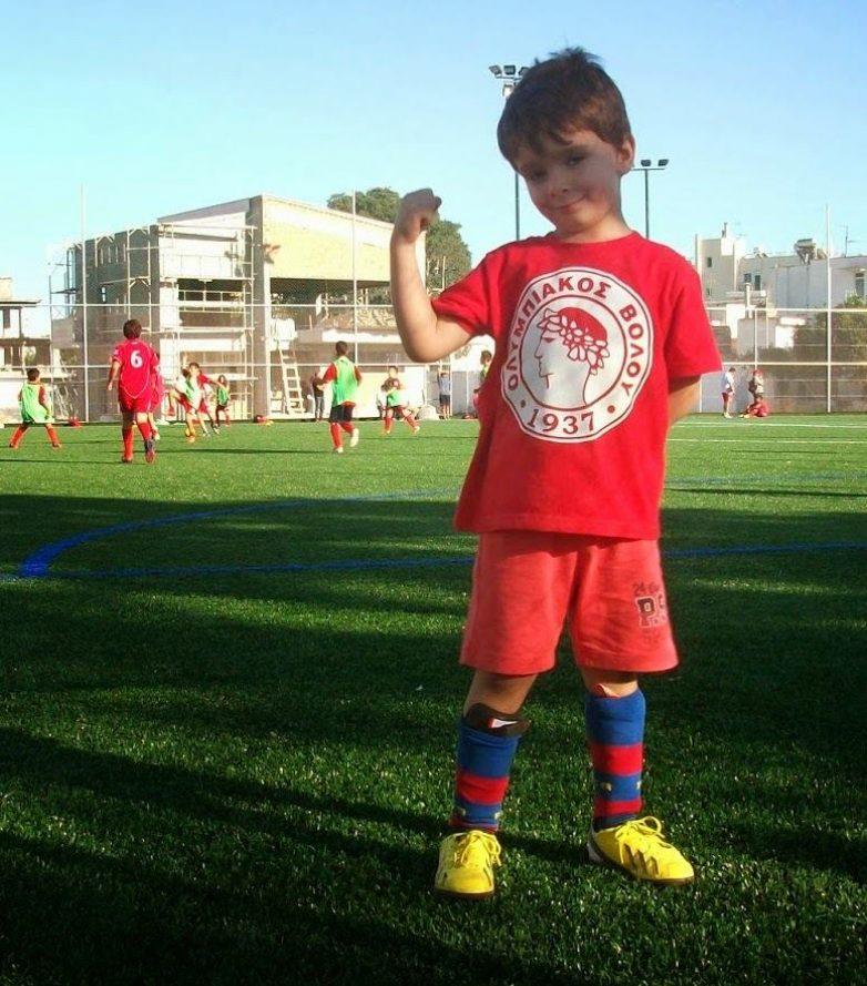 Το FCB Escola Camp  θα διεξαχθεί στον Βόλο