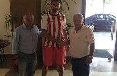 Παίκτης του Ολυμπιακού Βόλου ο Γιάννης Κωστόπουλος
