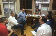 Συνάντηση της Ένωσης Λειτουργών Γραφείων Κηδειών Ελλάδος με την υφυπουργό Μαρίνα Χρυσοβελώνη