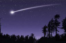 Η παρατήρηση των Περσειδών στον Άγιο Στέφανο
