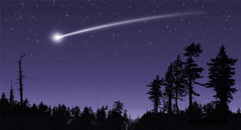 Παρατήρηση των Περσειδών διαττόντων αστέρων (πεφταστέρια) στον Άγιο Στέφανο