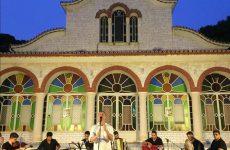 Συναυλία για την Παναγιά στο προαύλιο του Ι.Ν. Ευαγγελιστρίας