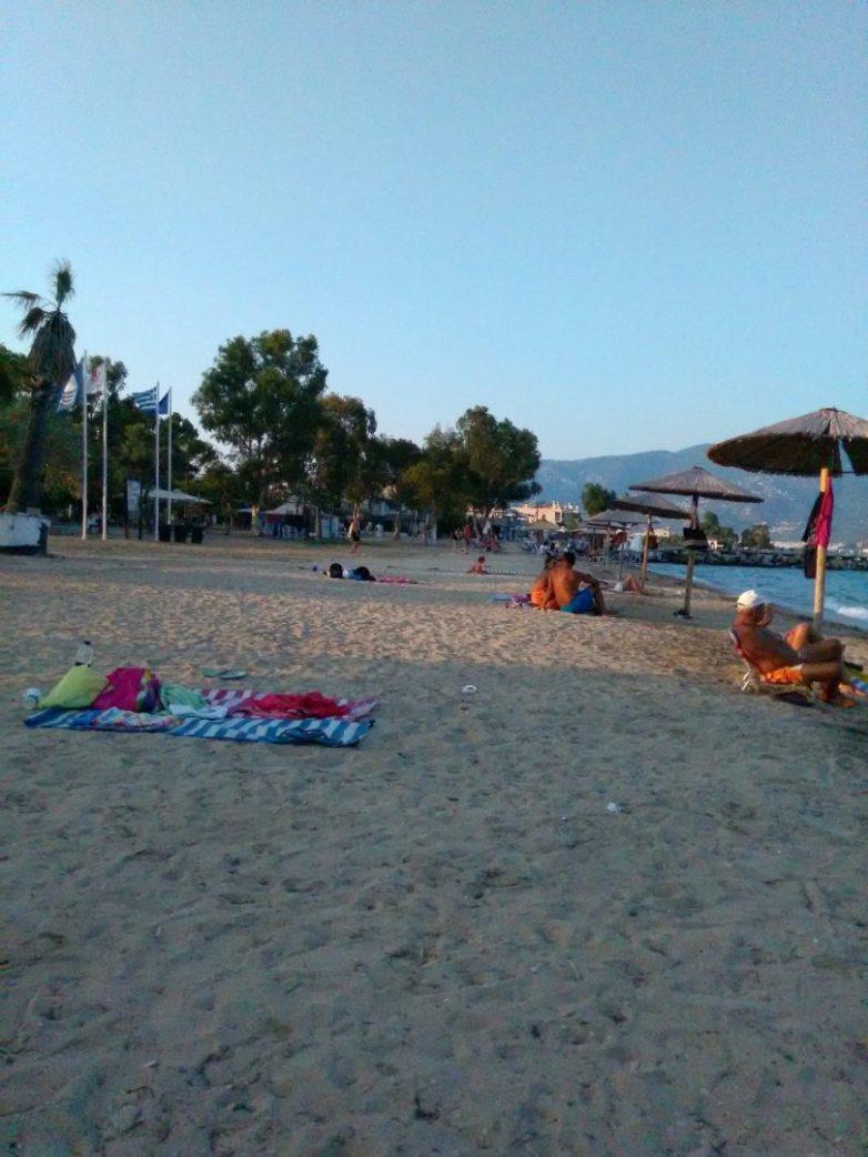 ΠΑΚΟΕ: Ακατάλληλα νερά κολύμβησης σε Μαγνησία και Στερεά  Ελλάδα