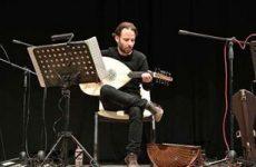 Συναυλία Θύμιου Ατζακά στο θέατρο Αλώνι