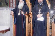 Νέος Μητροπολίτης Σμύρνης ο συντοπίτης Βαρθολομαίος Σαμαράς