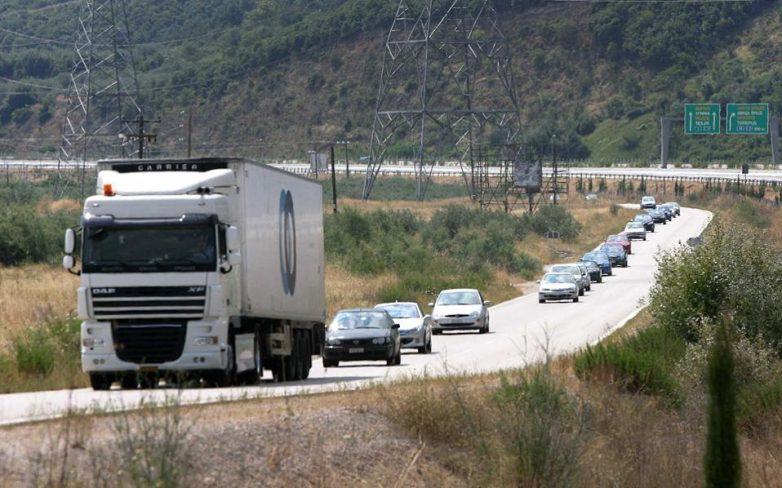 Κατά της ρύθμισης για βαρέα οχήματα