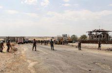 Η Γερμανία παρέδωσε 70 τόνους όπλων στους Κούρδους